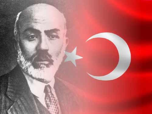Mehmet Akif ERSOY kompozisyon